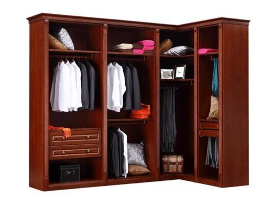 自己做衣柜与木地板收口图